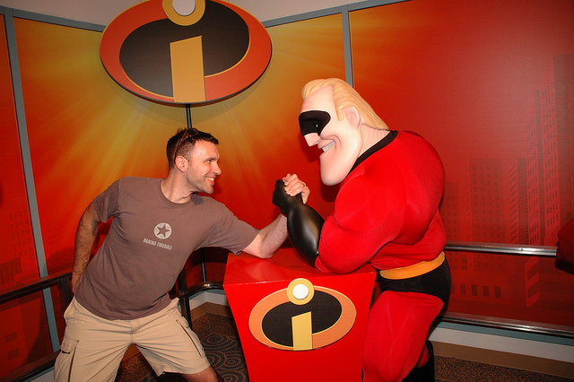 Maybe get Mr. Incredible to serve on your nominating committee...
