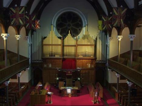 St. Matthew's Front View