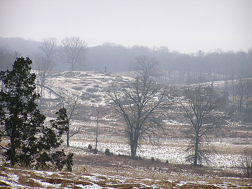 photo credit: 6315 Houck's Ridge, Gettysburg via photopin (license)