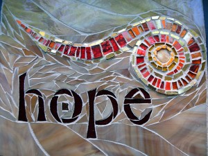 photo credit: Hope Spiral in Mosaic by Nutmeg Designs via photopin (license)
