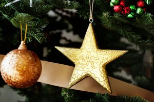 advent, ornament, star