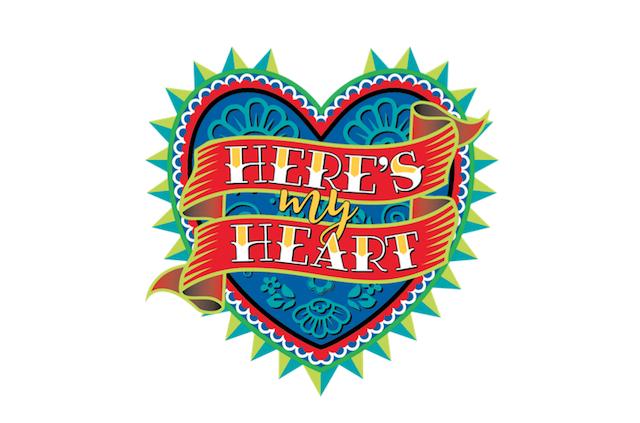 presbyterian youth triennium 2019 here's my heart logo